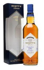 Scott's Selection Scotch Single Malt Caol Ila